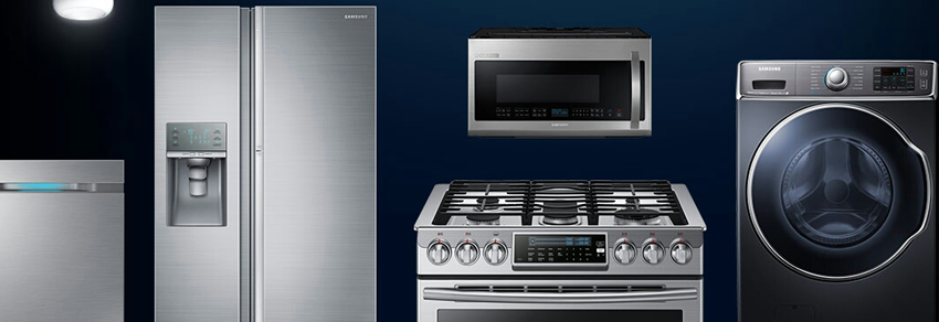 Stainless Steel Application of Household Appliances