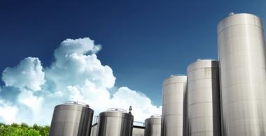 Stainless Steel Application of Storage Tank