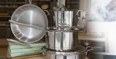 Stainless Steel Application of Cookware