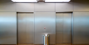 Stainless Steel Application of The Elevator